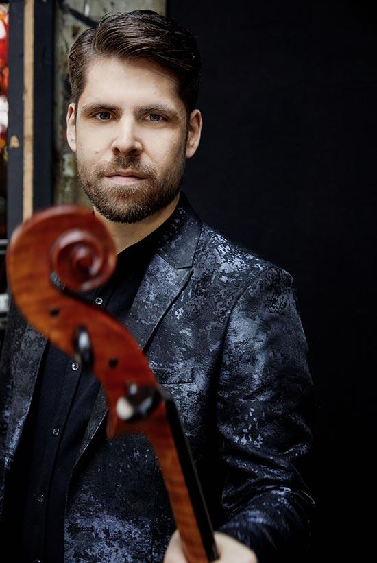 Victor Plumettaz - Cello